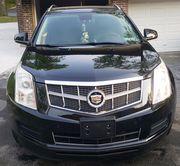 2011 Cadillac SRXLuxury Sport Utility 4-Door